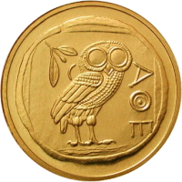 Owl Gold 1/25oz