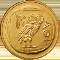 Owl Gold 1/25oz
