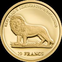 Pangolin – Gold