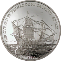 Magellan – Silver