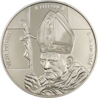 Visit of Pope John Paul II – Nickel