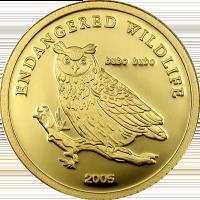 Eagle Owl Gold