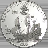 Moric Benovsky – Silver