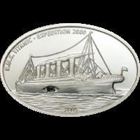 Titanic – silver
