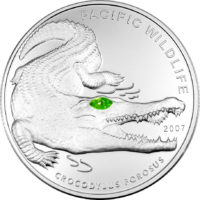 The Saltwater Crocodile – Ag