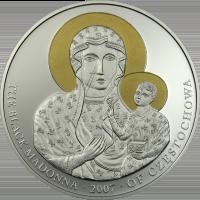The Black Madonna of Czestochowa – Copper