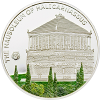 The Mausoleum of Halicarnassus