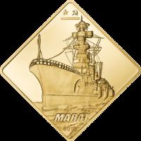 Marat  – Gold