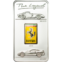 Ferrari – The Legend GTO