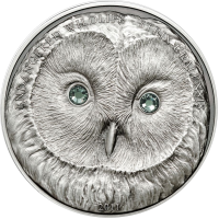 Ural Owl Silver