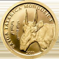 Saiga Tatarica Mongolica-Au
