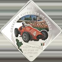 Ferrari 500 F2 – A. Ascari