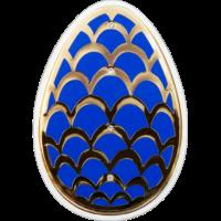 Egg – Pine Cone
