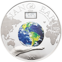 Nano Earth – The World in Your Hand