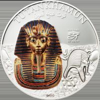 Tutankhamun silver