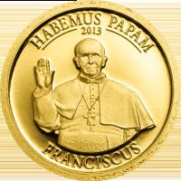 Habemus Papam – Pope Franciscus