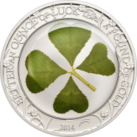 Ounce of Luck 2014