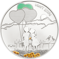 Paint Your Coin – First Love