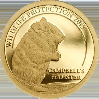 Wildlife Protection – Hamster Au – 2015