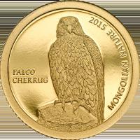Mongolian Nature 2015 – Falco cherrug – Au