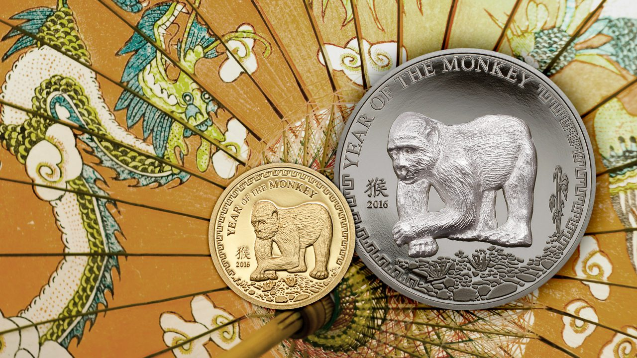 2020 Year of the Mouse CIT Mongolia .9999 0.5g gold proof coin