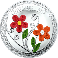 Quilling Art Flowers