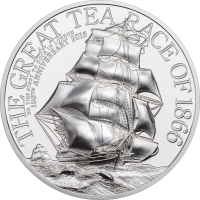 The Great Tea Race 2oz