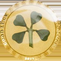 Gold Luck 2017
