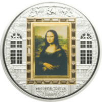 Mona Lisa – Masterpieces of Art