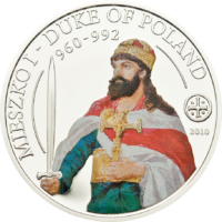 Mieszko I – Duke of Poland