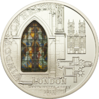 Westminster Abbey – Windows of Heaven