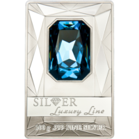 Silver Luxury Line Bar