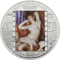 Sleeping Bather – Masterpieces of Art