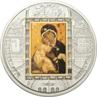 Virgin of Vladimir – Masterpieces of Art