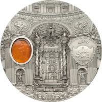 St. Peter's Basilica – Mineral Art