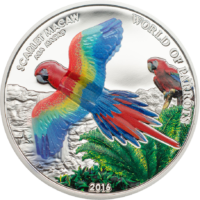 Scarlet Macaw – World of Parrots