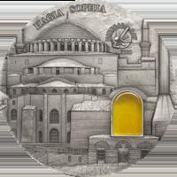 Hagia Sophia – Mineral Art
