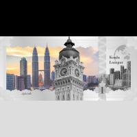 Kuala Lumpur – Skyline Dollar