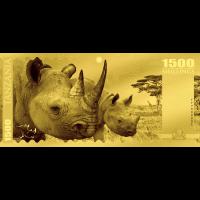 Rhino – Tanzania