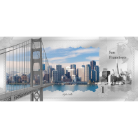 San Francisco – Skyline Dollar