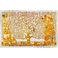 Klimt – Tree of Hope «Silver Note»