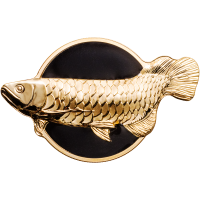 Dragonfish – Golden Arowana