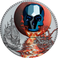 Crystal Skull – Luna de Sangre