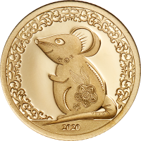 Year of the Mouse Gold