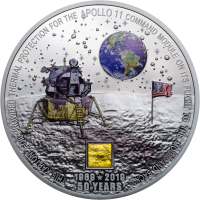 Apollo 11 – 50 Years Moon Landing