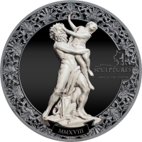 Eternal Sculptures – Rape of Proserpina
