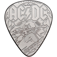 AC/DC – Guitar Pick Plug me in