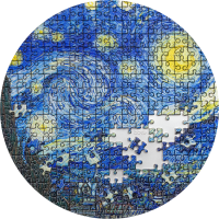 Starry Night – Micropuzzle Treasures