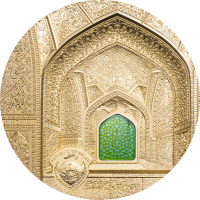 Tiffany Art – Isfahan Gold