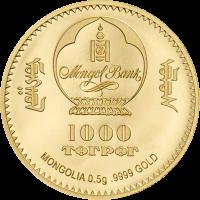 Mahatma Gandhi Gold